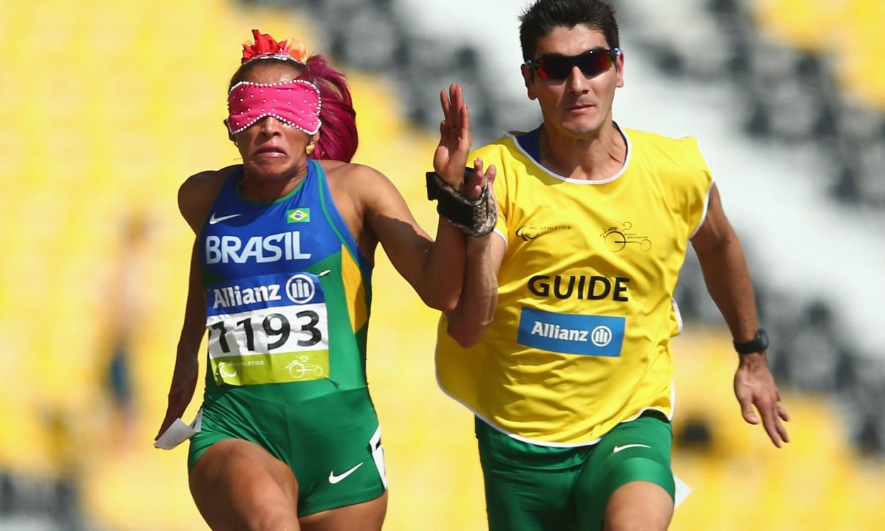 No 200m Paralympic glory for Guilhermina in Rio