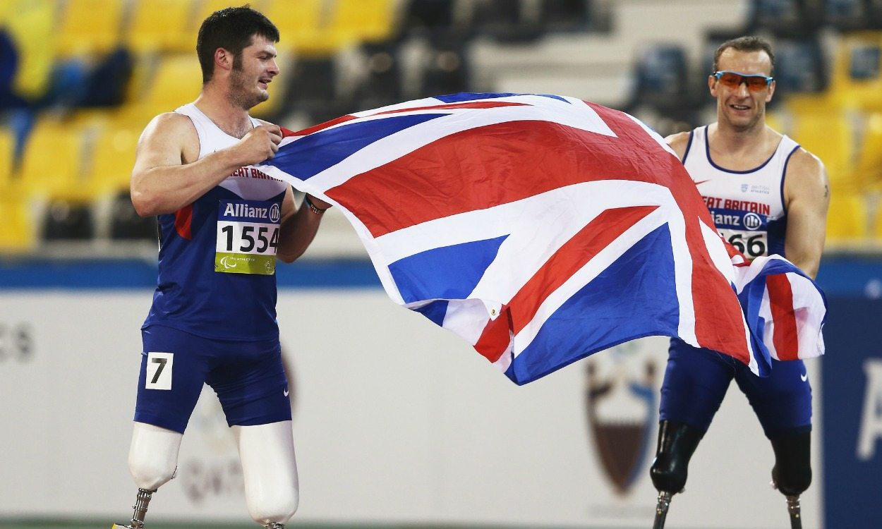 Dave Henson keen to prove progress in Rio