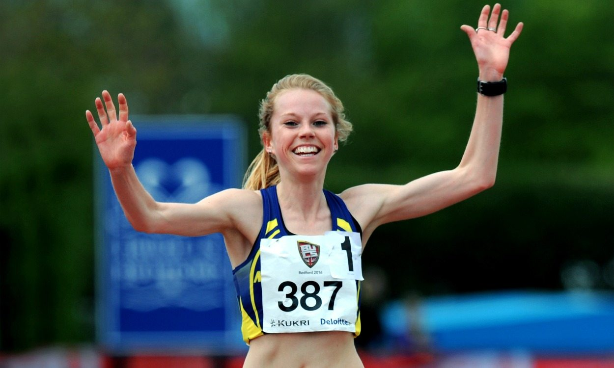 Jenny Nesbitt and Alex Yee on GB team for European 10,000m Cup