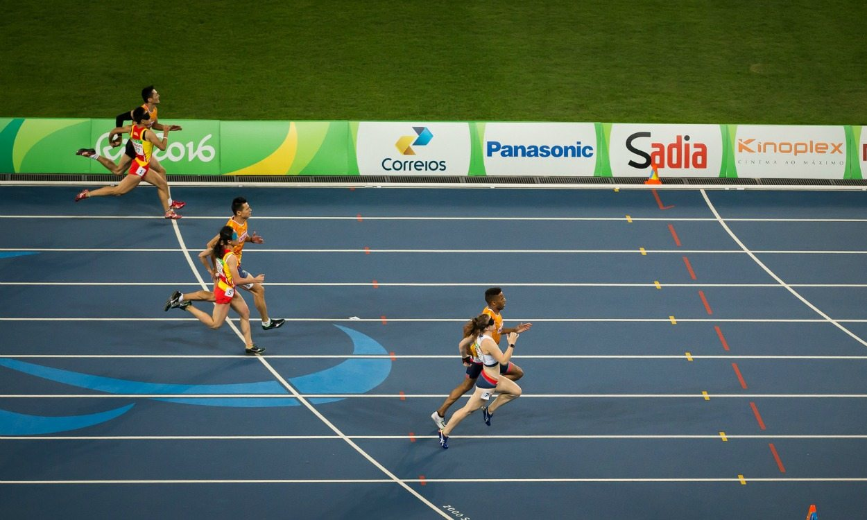 Libby Clegg completes sprint double at Rio 2016