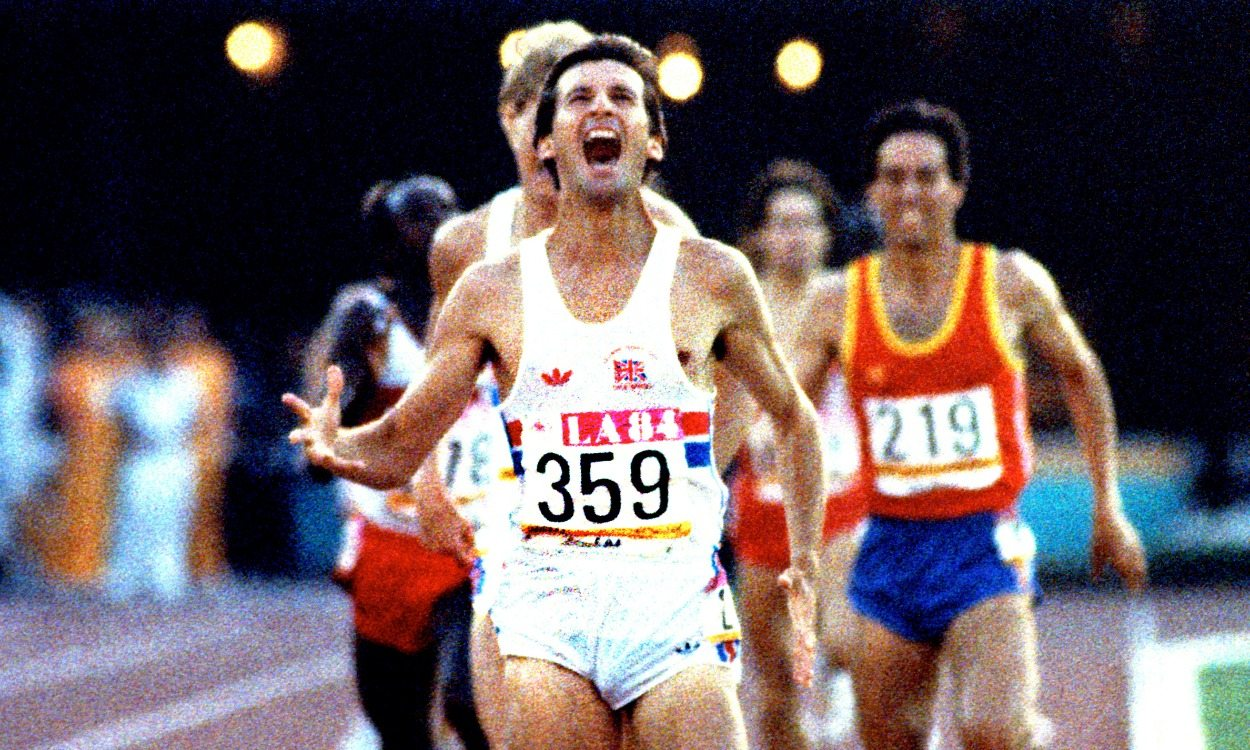 Seb Coe at 60 – highlights from the press box