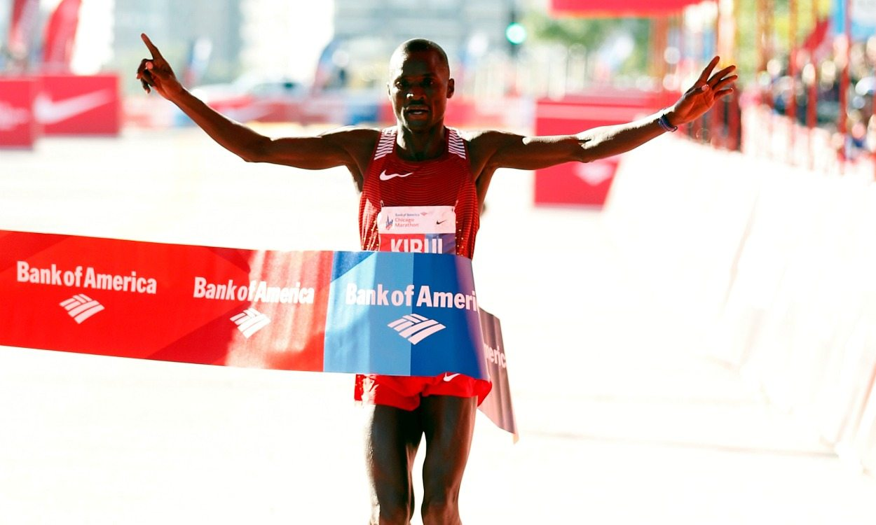 Abel Kirui and Florence Kiplagat win Chicago Marathon – global update