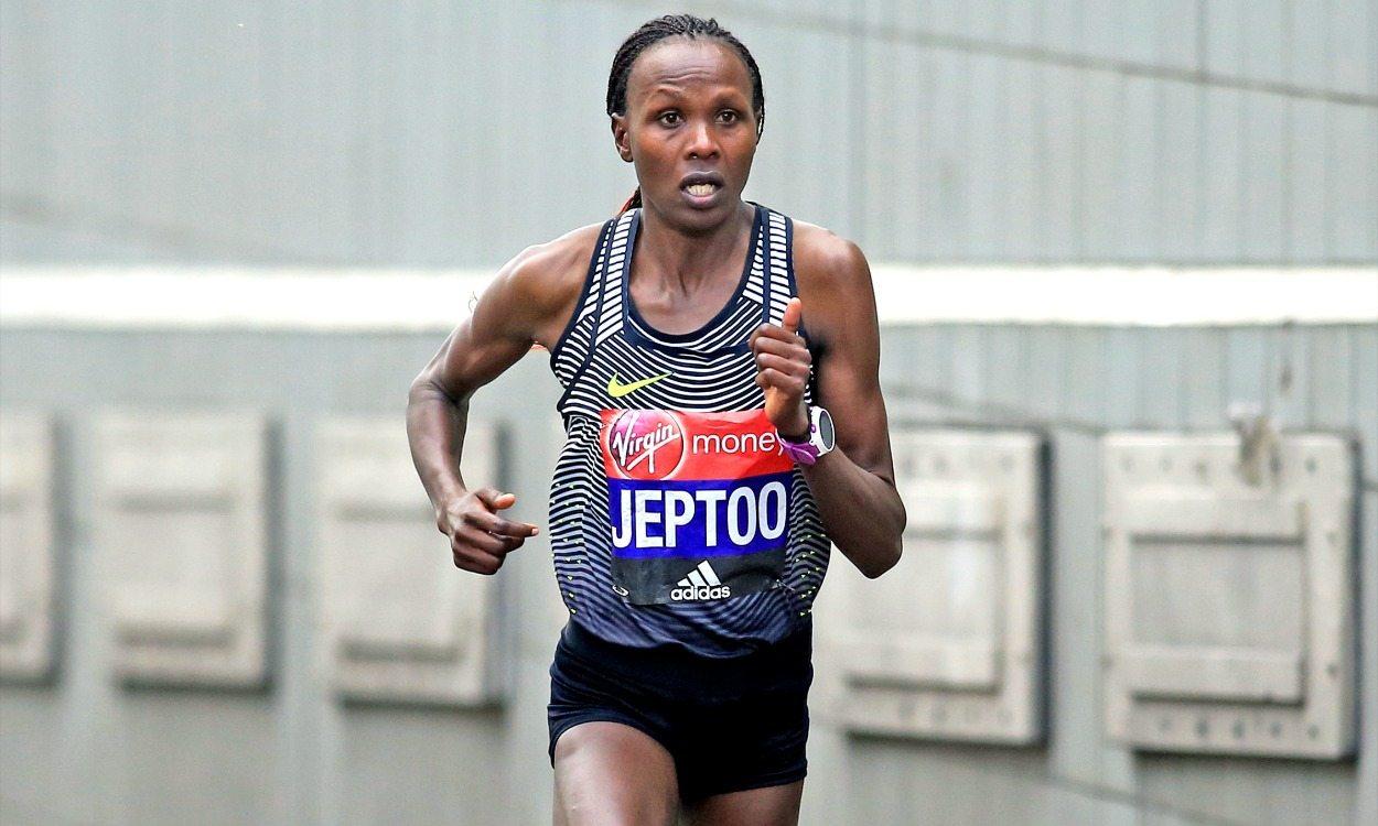 Priscah Jeptoo leads Amsterdam Marathon field