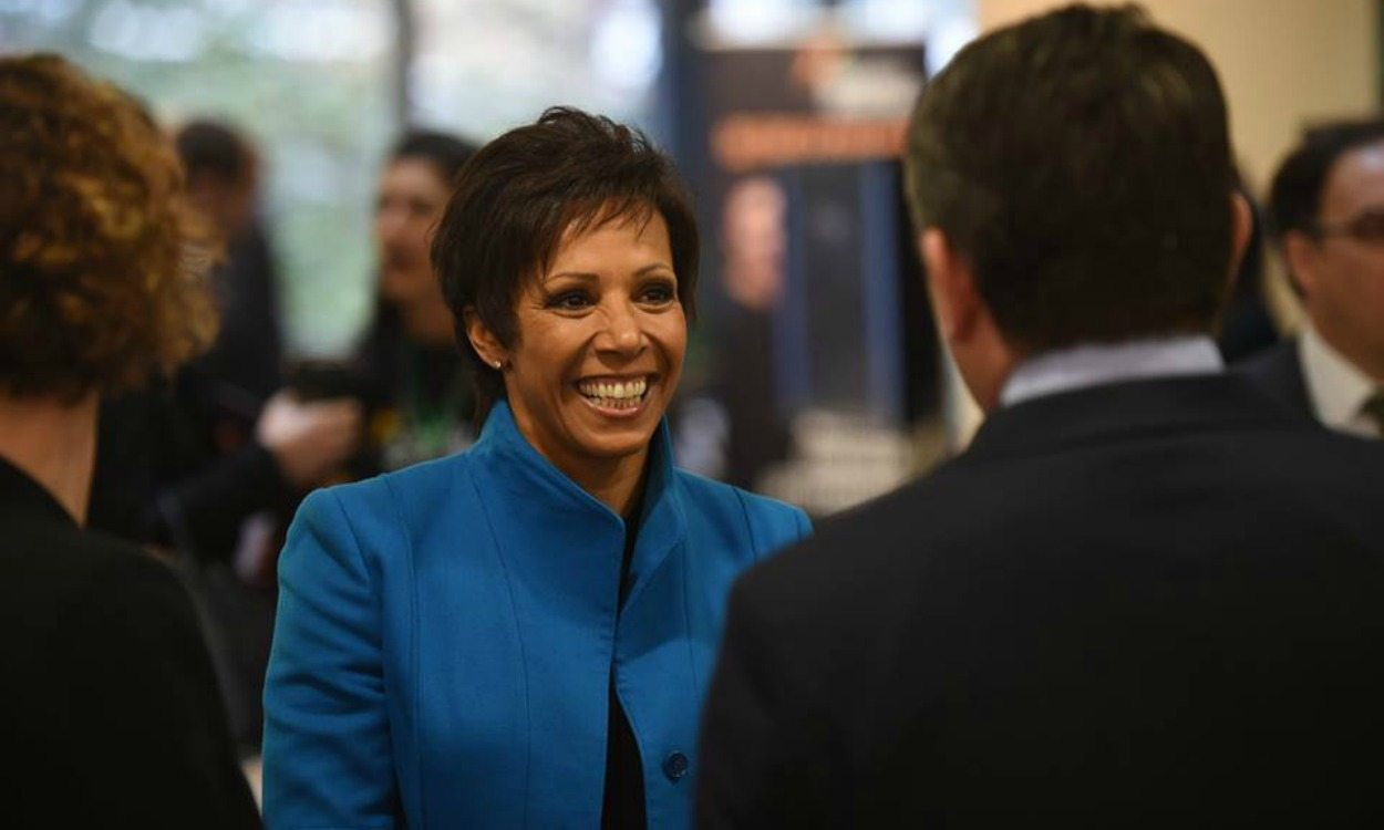 Kelly Holmes launches 'More Than Medals' campaign