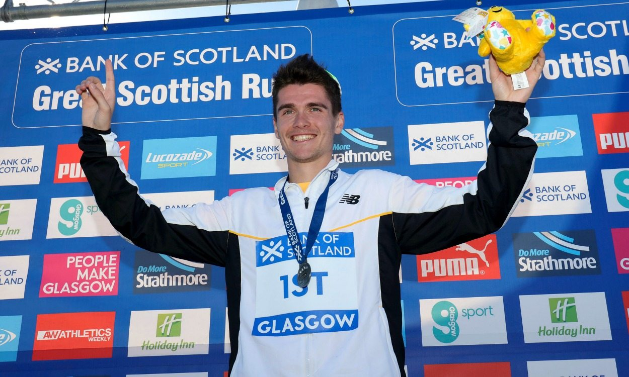 Bank of Scotland announces continued partnership with Great Scottish Run