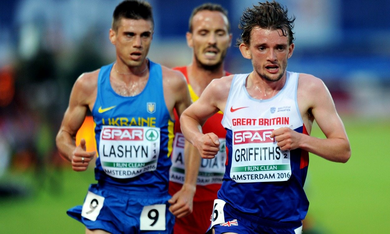 Dewi Griffiths guns for London run