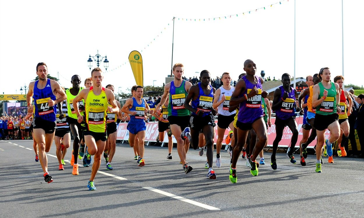 British trio to battle at Great South Run