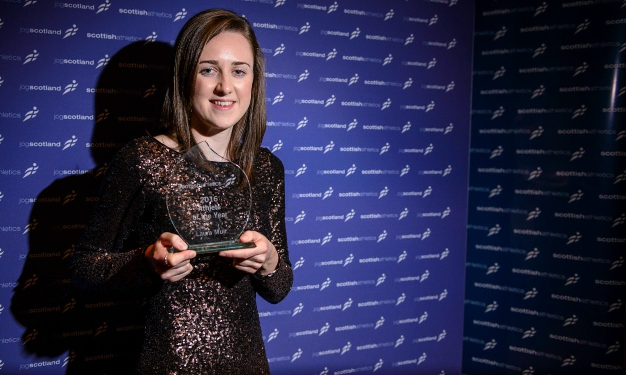 Laura Muir and Callum Hawkins among Scottish awards nominees