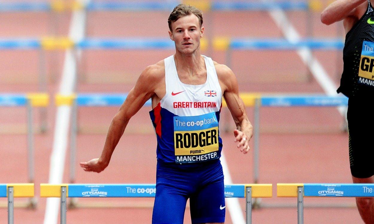 Athlete insight – Seb Rodger