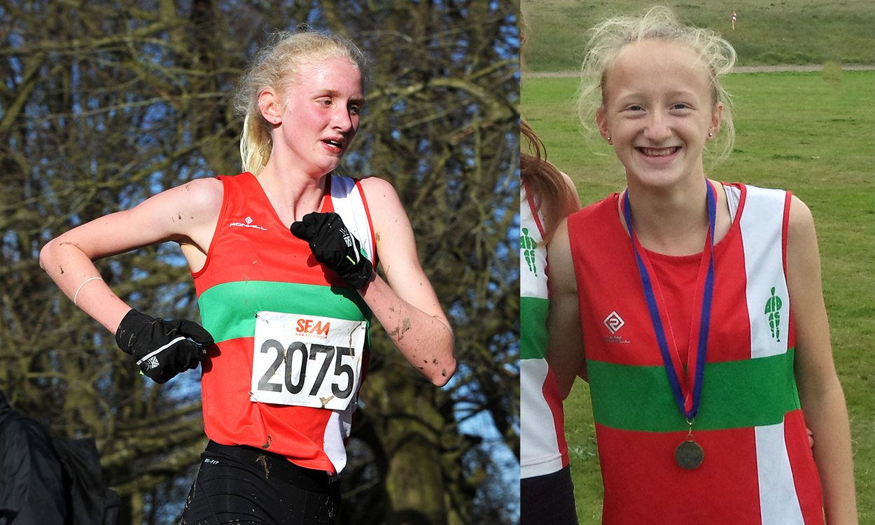 Runners remember AFD athletes Lucy Pygott and Stacey Burrows