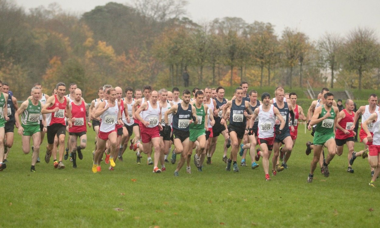 Top masters set for British and Irish cross-country international