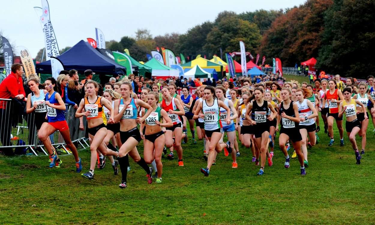 Athletes aim to make fireworks at English Cross Country Relays