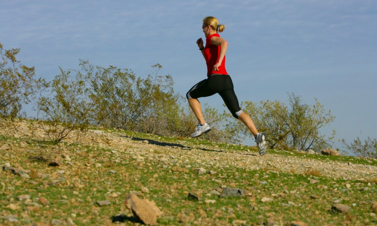 Hill training: Climb your own mountain