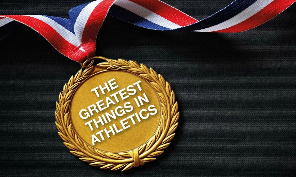 AW's greatest things in athletics