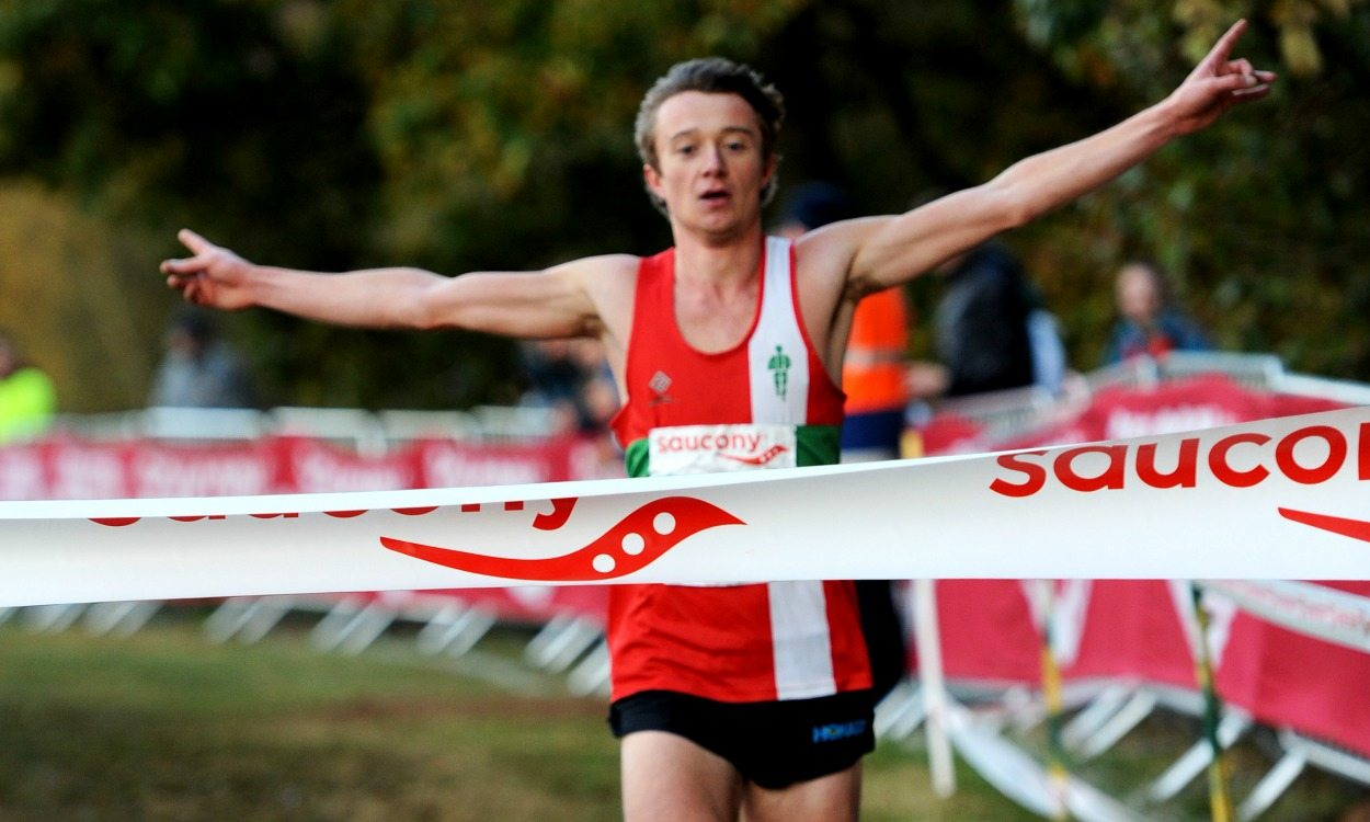 Aldershot dominates English Cross Country Relays