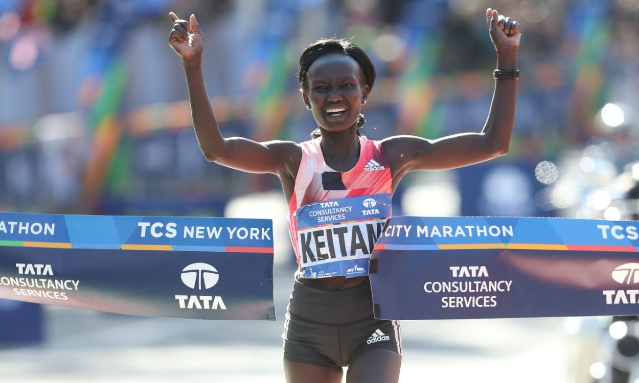 Mary Keitany targets fourth New York City Marathon win