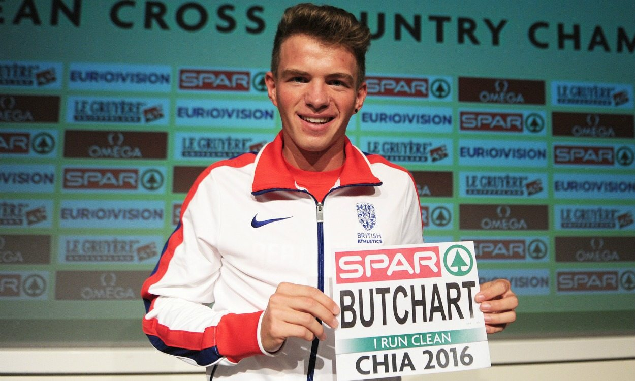 """Andrew Butchart: """"We're all here to win"""""""