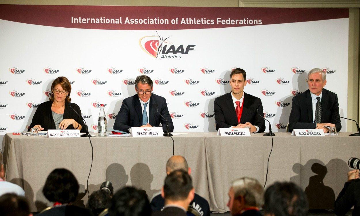 IAAF: No reinstatement for Russia yet