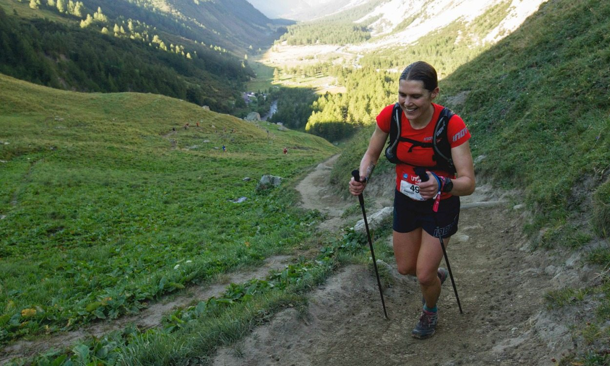 Jasmin Paris reflects on a record-breaking ultra-running year