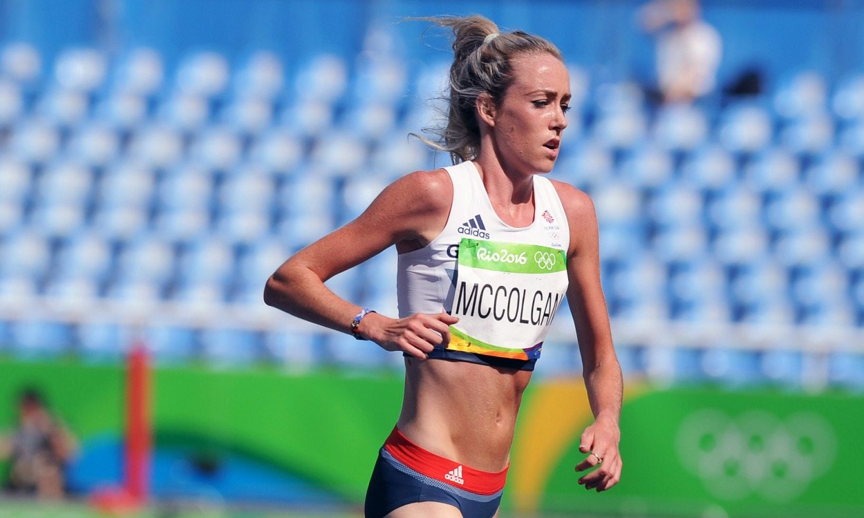 Eilish McColgan pleased with strong start to 2017