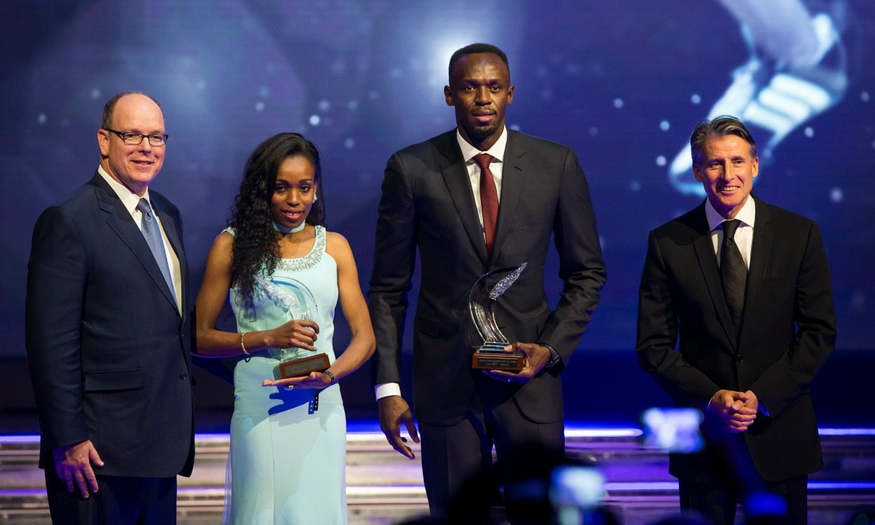 Usain Bolt and Almaz Ayana named IAAF World Athletes of the Year
