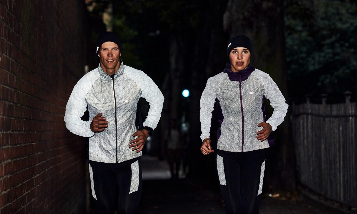 Matt Roberts' winter running tips