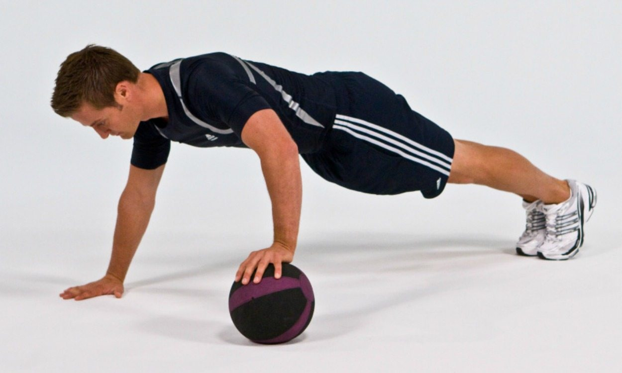 Training: 5 ways to do a push-up
