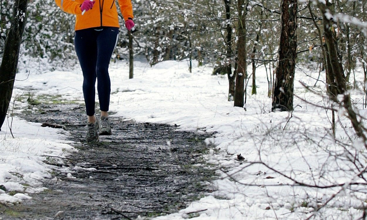 Should you train with a cold?