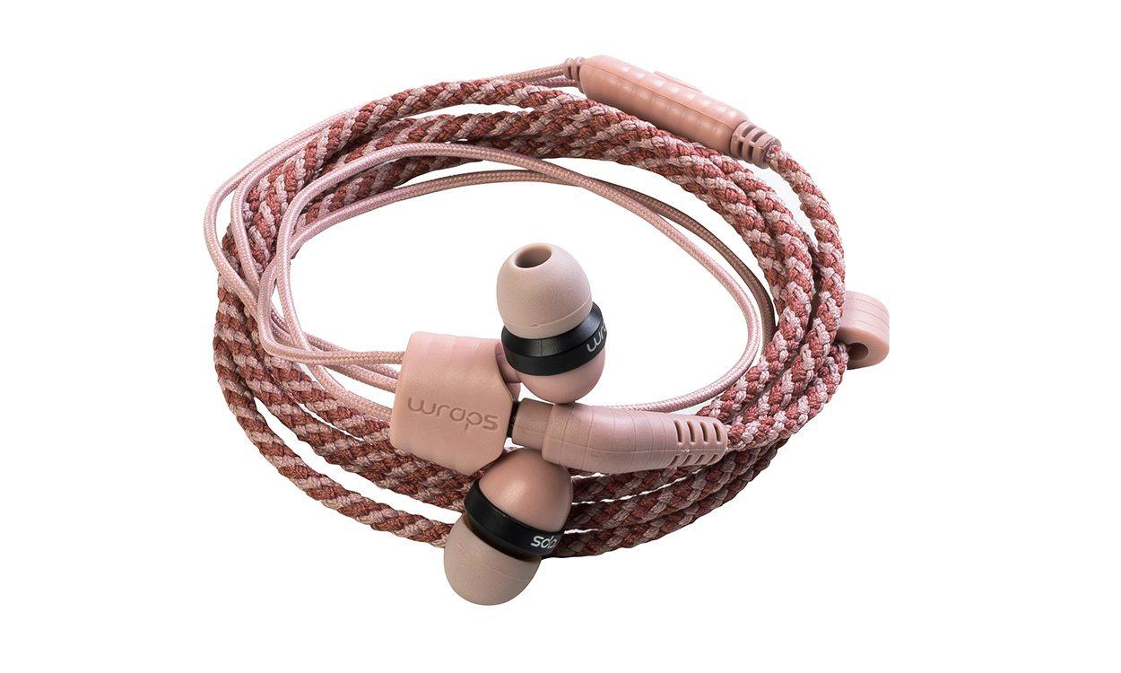 Wraps wristband earphones
