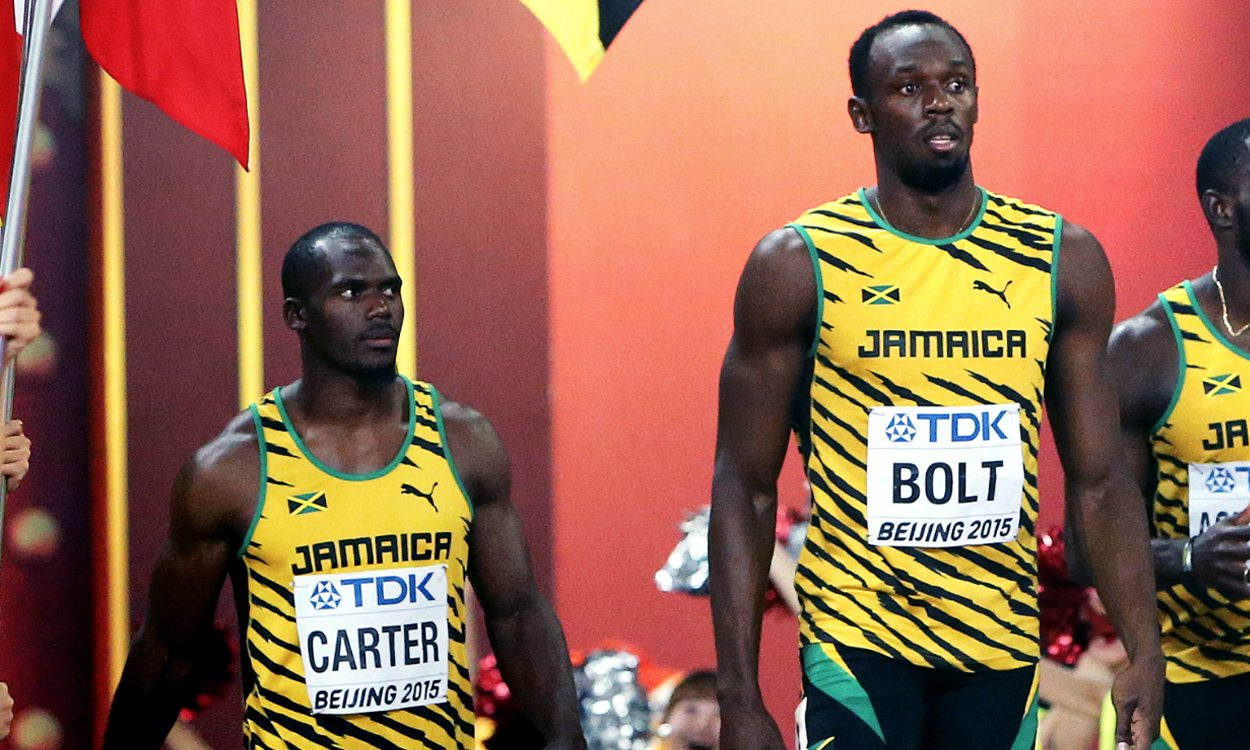Usain Bolt set to lose Beijing Olympic relay gold after Nesta Carter tests positive