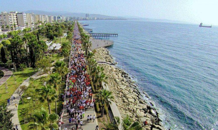 Limassol Marathon_Molos