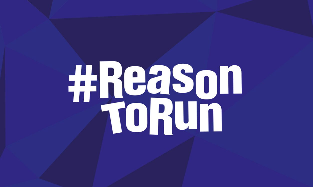London Marathon launches new #ReasonToRun campaign