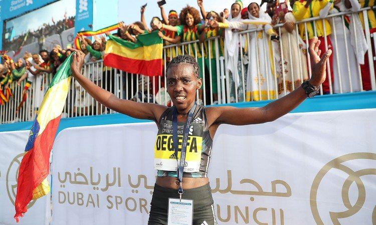 Worknesh-Degefa-Dubai-Marathon