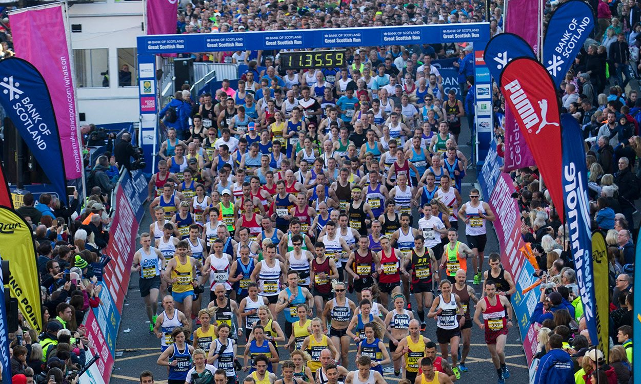 Great Scottish Run releases course re-measurement findings