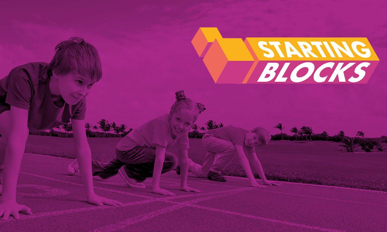 London 2017 launches 'Starting Blocks' education programme