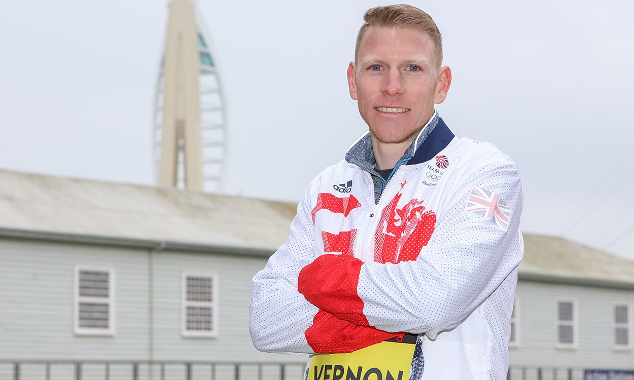 Andy Vernon voices marathon ambition
