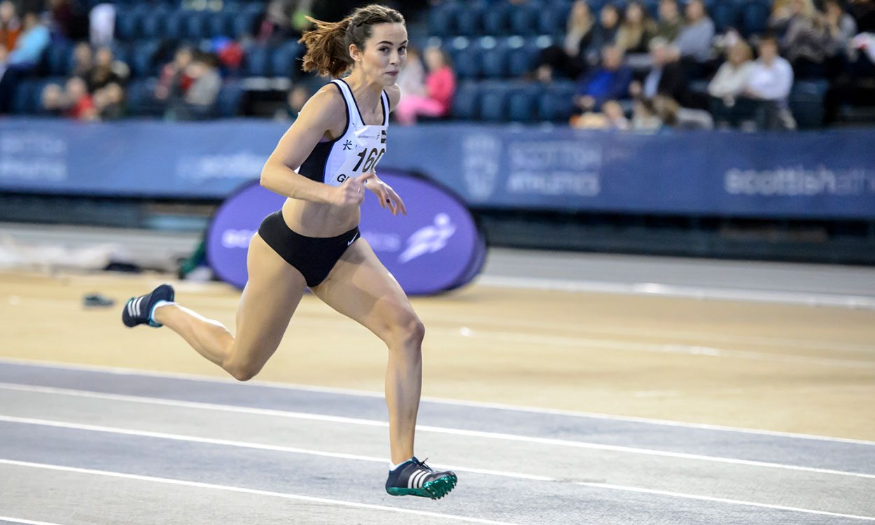 Scottish Athletics Senior and U17 Championships highlights