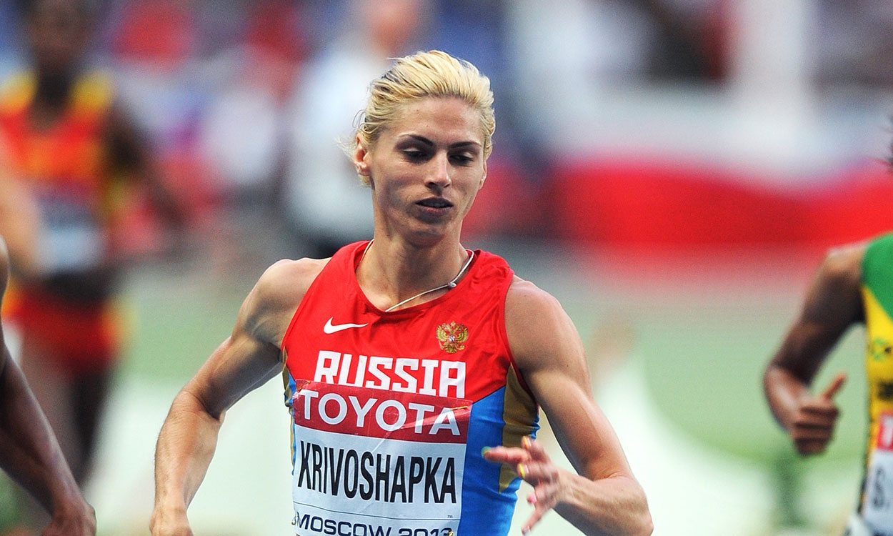 Russia loses London 2012 women's 4x400m silver after Antonina Krivoshapka tests positive