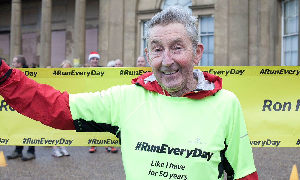 "Ron Hill facing ""biggest challenge of my life"" after dementia diagnosis"