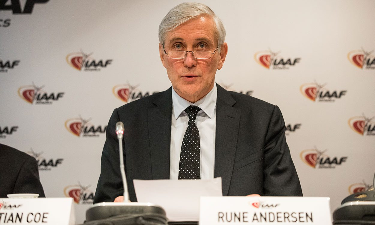 Russia set to remain suspended by IAAF until after London 2017 Worlds
