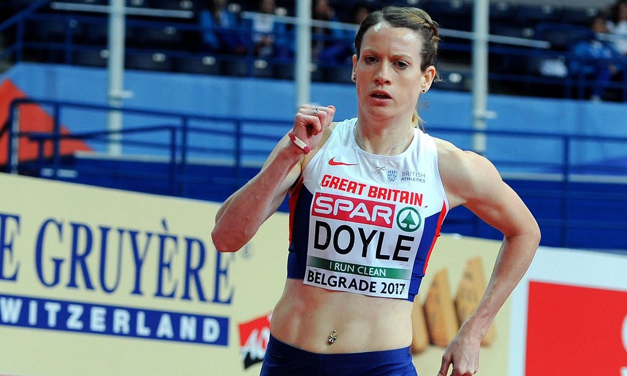 British competition for Glasgow will be fierce, says Eilidh Doyle