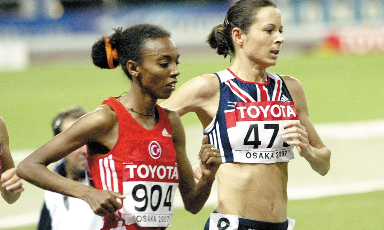 Elvan Abeylegesse and Gamze Bulut sanctions announced by IAAF