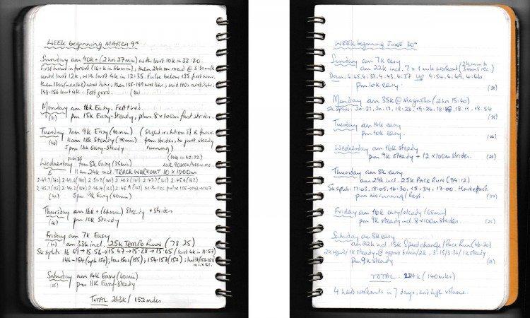 Richard-Nerurkar-training-diary