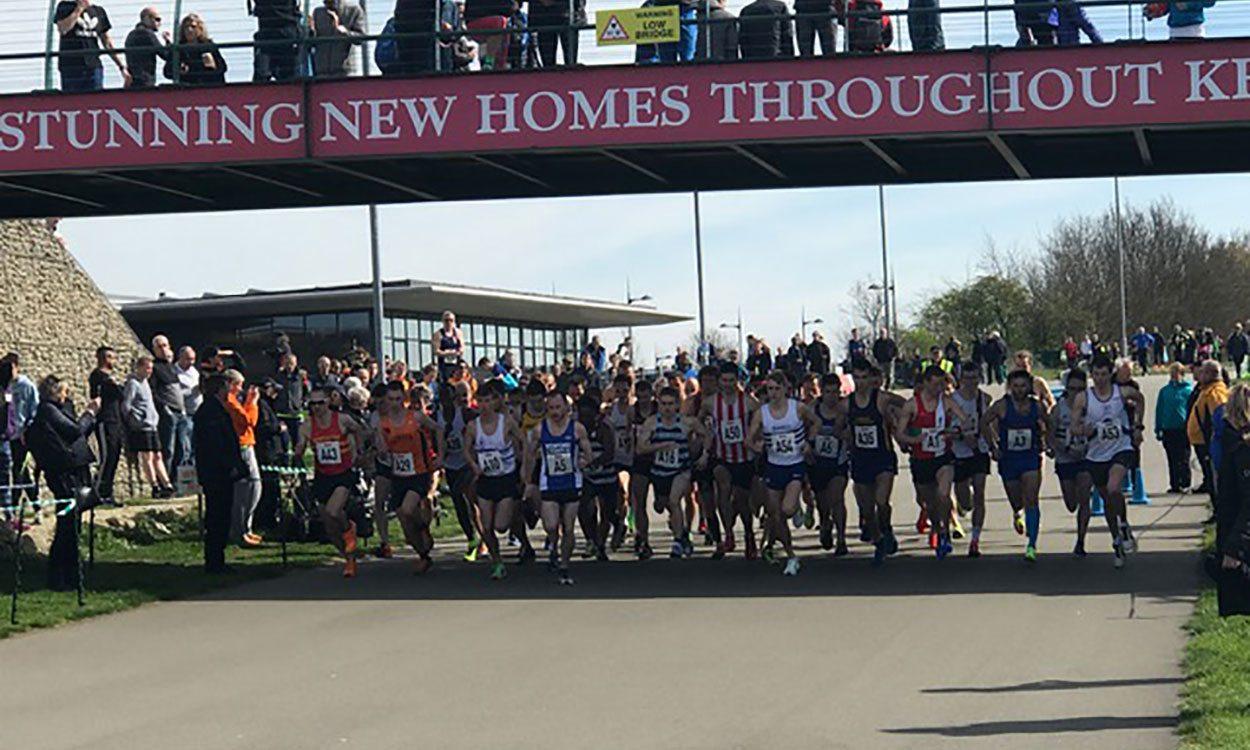 Tonbridge and Birchfield among area road relays winners