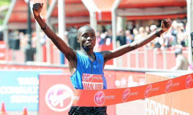 Daniel Wanjiru is provisionally suspended by AIU