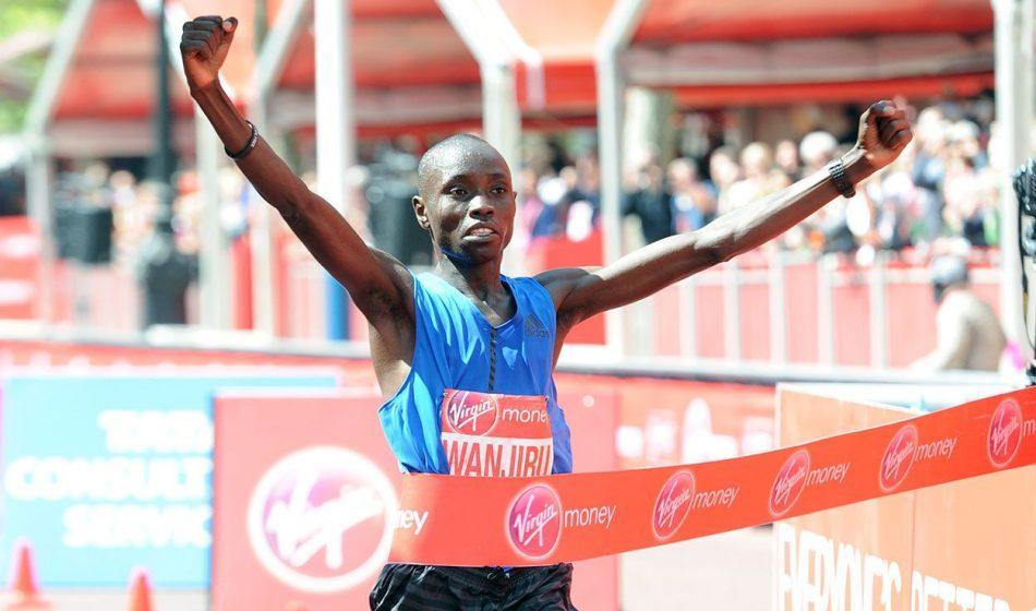 Daniel Wanjiru is provisionally suspended by AIU - AW