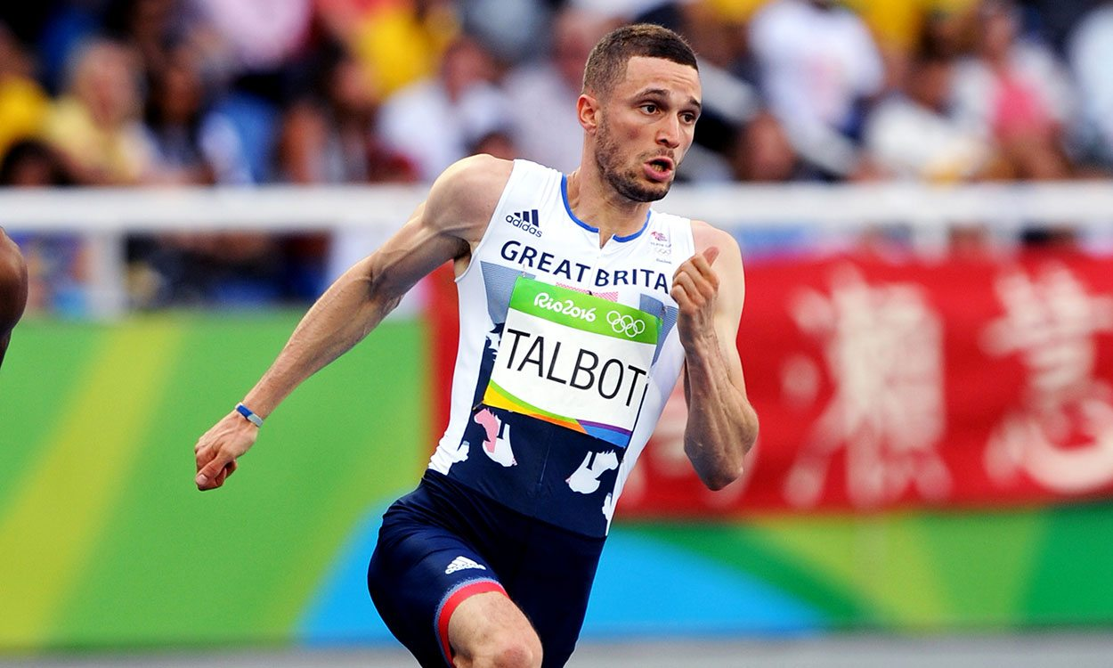 Danny Talbot clocks wind-assisted 19.86 for 200m win – weekly round-up