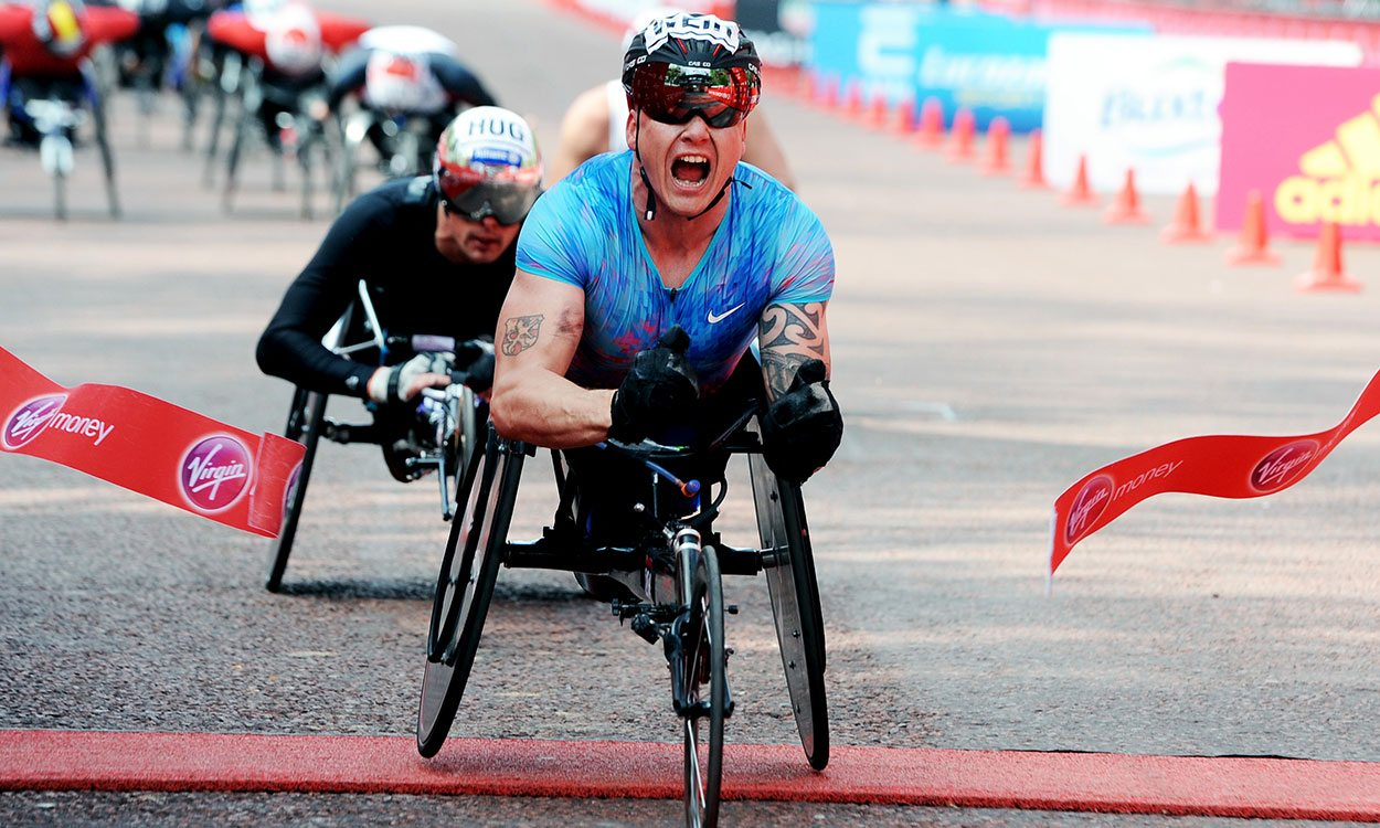 David Weir's 'new lease of life'