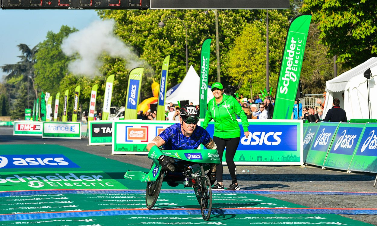 David Weir among winners at Paris Marathon – weekly round-up
