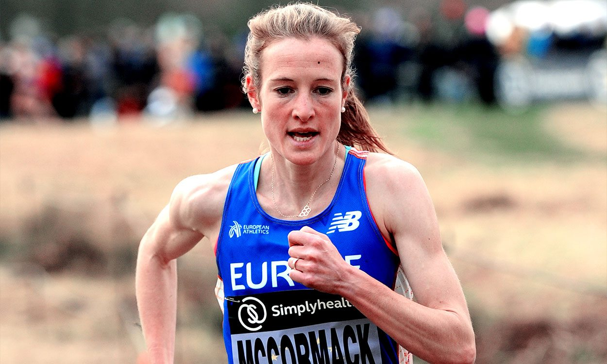 Fionnuala McCormack ready to defend Great Ireland Run title